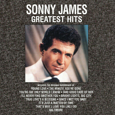 Sonny James - Greatest Hits 1 [New CD] Manufactured On Demand