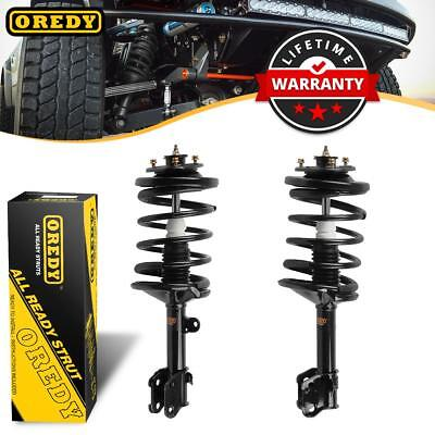 OREDY Front Pair Complete Struts & Coil Spring Assembly For Honda Pilot 03-08