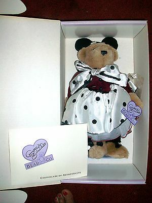 Limited Edition Annette Mousekebear