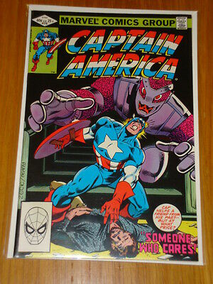 Captain America #270 Marvel Comic Near Mint Condition June 1982