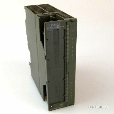 Simatic S7-300 SM322 6ES7 322-1BH01-0AA0 E-Stand:02 GEB