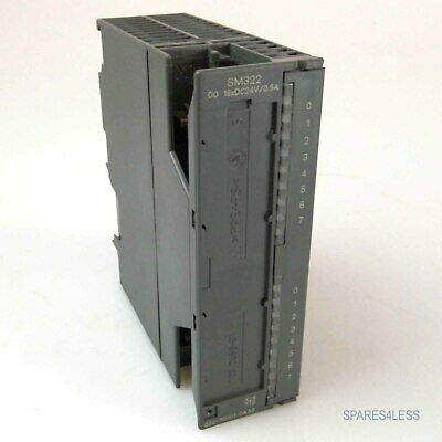 Simatic S7-300 SM322 6ES7 322-1BH01-0AA0 E-Stand:05 GEB