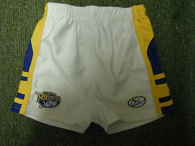 Leeds Rhinos boys 2 - 3 Yrs Rugby League Shorts