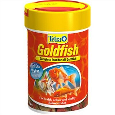 15g Tetra Goldfish Flakes - Food 85ml • EUR 5,44