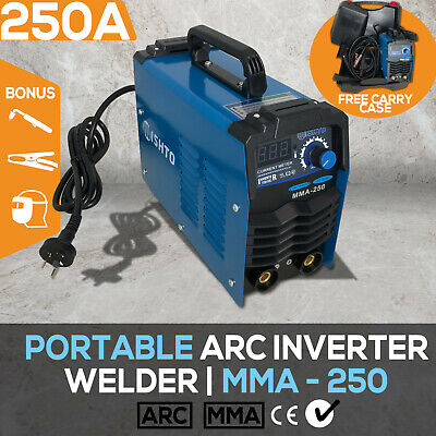 Mishto MMA-200WD 200Amp DC iGBT Inverter Welder Portable Stick Welding Machine