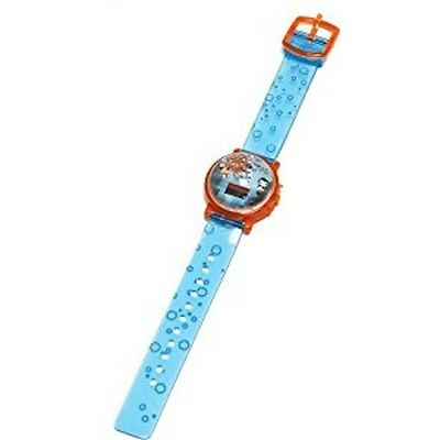 Octonauts Boy's Quartz Watch With Lcd Dial Digital Display And Multicolour