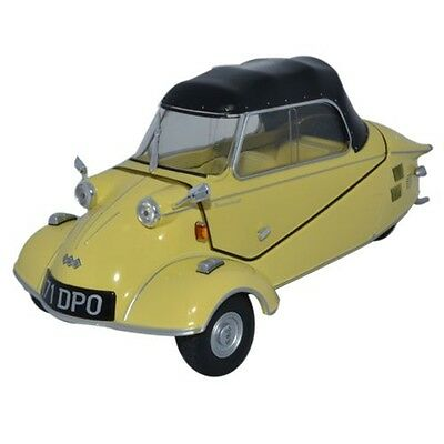 Messerschmitt Kr200 Bubble Cabrio Mimosa Model - Oxford Diecast 1:18 Car