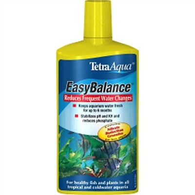 500ml Tetra Aquarium Water Balancer - Easybalance Safe Balanced For Tanks