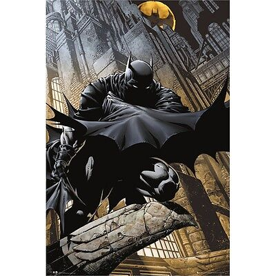 Batman Comic Stalker Maxi Poster - Comics 61 x 91cm One Sheet New Wall Decor
