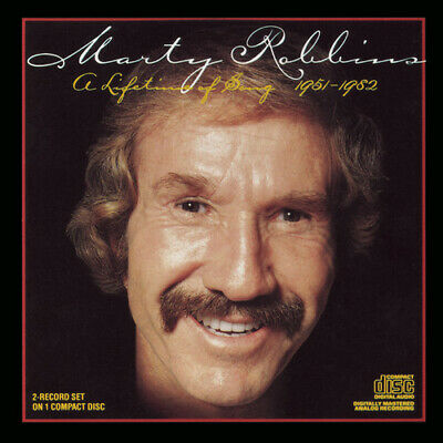 Marty Robbins - Lifetime of Songs [New CD]