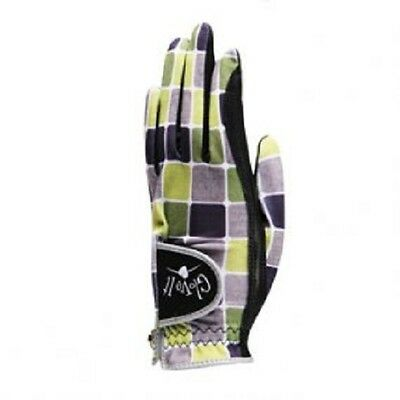 New Ladies Glove It Lime Tile Golf Glove. Size Medium.
