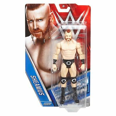 Wwe Sheamus Basic Series 65 Mattel Action Figure