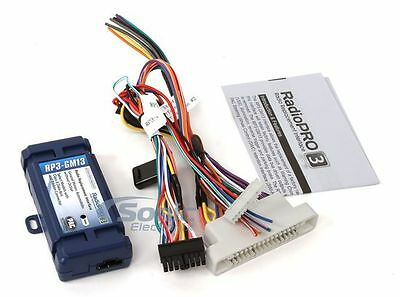 PAC RP3-GM13 Radio Replacement Interface for Select 2000-2005 GM Vehicles