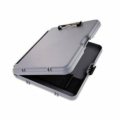 Saunders WorkMate Plastic Storage Clipboard, 00470, Letter Size (8.5 inch x 1...