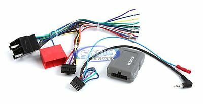 Scosche FT01SR Stereo Replacement Interface Harness for Select 2012-Up Fiat 500