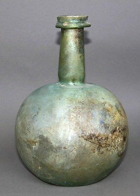 RARE Ancient Roman Glass Jar . 10 in • CAD $8,179.28