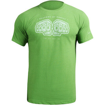 Hayabusa Weapons of Choice T-Shirt - Green