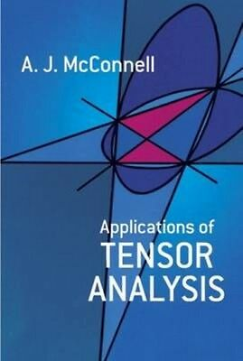 Applications of Tensor Analysis by A.J. McConnell Paperback Book (English)