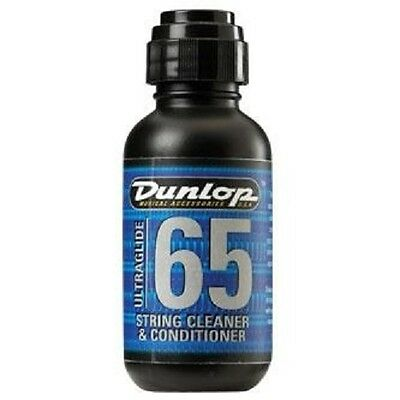 Dunlop JD-6582 Formula 65 Ultraglide String Cleaner & Conditioner.Super Slick !