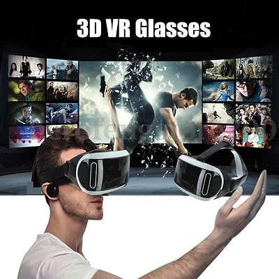 VR Virtual Reality Magic Mirror 3D Glasses For Smartphone Iphone PC Elite Type N