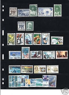 AAT Collection 1957-73 COMPLETE VF MNH/MLH