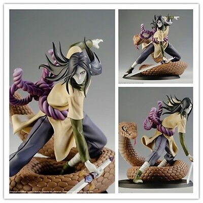 """Anime Naruto Xtra Series Orochimaru 15cm/6"""" PVC Figure Loose Pack Without Box"""