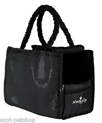 Friends On Tour Dog Carrier - King Of Dogs Pet Bag Medium Black For Dogs 37993