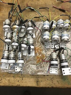 Parker NResearch Inert PTFE Teflon Micro Solenoid Valve 12v Dispense Lot #1