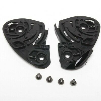 Shoei XR1100 Motorbike Helmet Visor Base Plate and Screws Kit