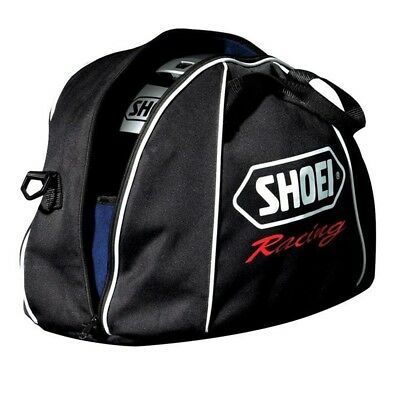Shoei Fleece Lined Racing Helmet Bag Helmet Luggage