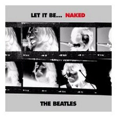 The Beatles - Let It Be...naked NEW 2 x LP