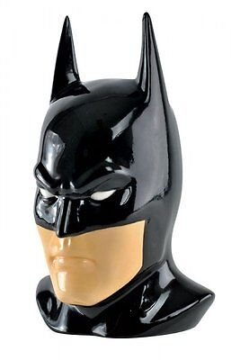 DC Comics BATMAN Head SINGLE BOOKEND Ceramic