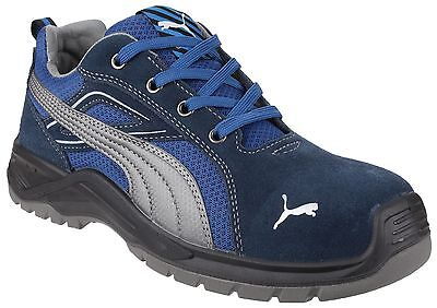 Puma Omni Sky Low Safety Mens Industrial Work Trainers Shoes UK6.5-12