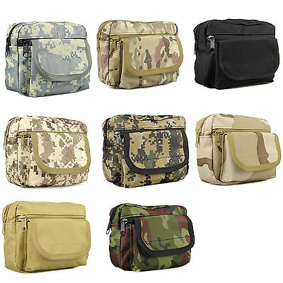 Military Assault Waist Pack Utility Sports Tactical Waist Bag Army Molle Pouch C