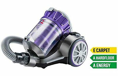 Bissell Powerglide 1546B Bagless Pets Cylinder Vacuum Cleaner
