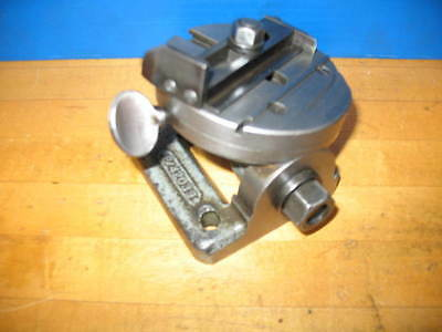 """Geometric Style """"a"""" Die Head Chaser Grinding Fixture"""