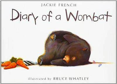 Diary of a Wombat, Jackie French   Paperback Book   9780007212071   NEW