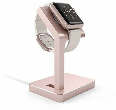 Satechi For Apple Watch Series 1 and 2 Stand, Aluminum Charging Dock For Apple
