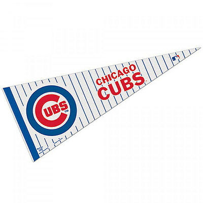 Officially licensed Chicago Cubs MLB Pennant