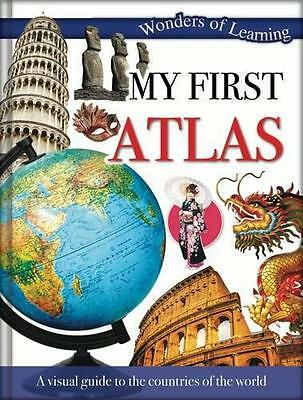 Wonders of Learning: First Atlas: Reference Omnibus,  | Hardcover Book | 9781783