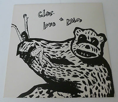 """Clor - Love and pain    UK 12"""""""