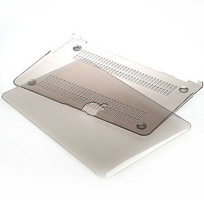 """Cover Sleeve Hard Protection Case for Laptop MacBook Air 13"""" inches / Transparen"""