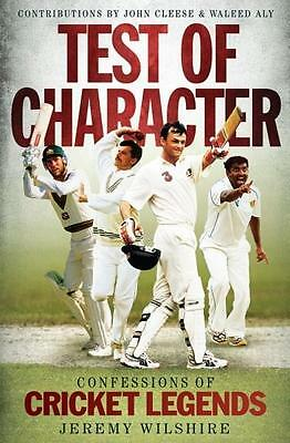 NEW Test of Character By Jeremy Wilshire Paperback Free Shipping