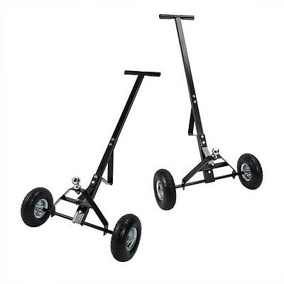 200Kg Sack Truck Removeable Hand Cart 2 Wheels Dolly Barrow Trolley Pull Hand