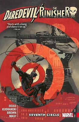 Daredevil/Punisher: Seventh Circle by Charles Soule (English) Paperback Book Fre