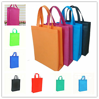 wholesale Non-woven Shopping Bag Reusable Tote Folding Storage reusable shopping