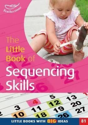 Little Book of Sequencing Skills .....  EYFS School or Home Education