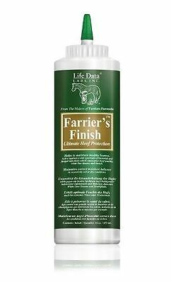 Life Data Labs - Farriers Hoof Finish x 473 Ml