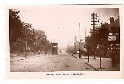 Leicestershire. Uppingham Road, Leicester.