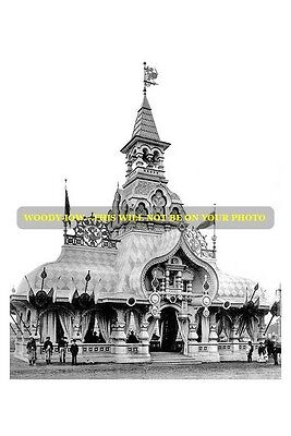 """mm521 - Russia - Coronation stand in Moscow  - Royalty photo 6x4"""""""